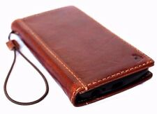 Genuine Full leather case for LG G3 id Window Credit Cards slots Slim Design
