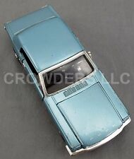 1964  Light Blue Ford Mustang Hardtop Coupe 1/24 #68012 Die Cast Collectible