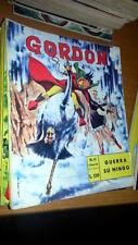 GORDON #  11 - GUERRA SU MONGO - 19  DICEMBRE  1964-EDIZIONE FRATELLI SPADA