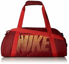 Nike Gym Club Training Duffel Bag BA5167 677 Team Red Bright Citrus women's