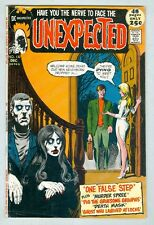 The Unexpected #130 December 1971 VG 48-page Giant