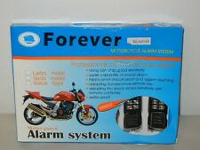 FOREVER PROFESSIONAL CAR/MOTORCYCLE ALARM SYSTEM WATERPROOF HIJACK PROOF
