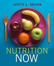 Nutrition Now by Judith E. Brown (2010, Paperback)