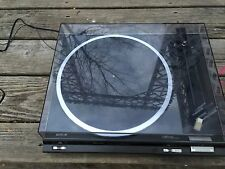 Technics sl-bd20d turntable original box tested and clean