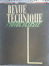 revue technique motocycliste n 28 avril 1950 bmw r24 r51/2 triumph twn 250bd arm