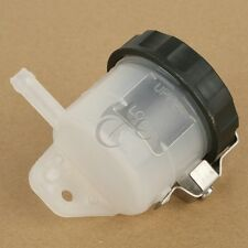 Plastic Brake Oil Reservoir Fluid-Bottle  Front Motorbike Master Cylinder  black