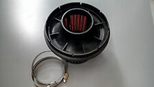 KLS 3INCH CAR AIR POD FILTER PERFORMANCE INTAKE SUIT NISSAN SUBARU HOLDEN