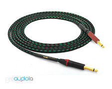 Evidence Audio Lyric HG Instrument Cable | Neutrik Gold TS to Silent TS | 40 Ft.