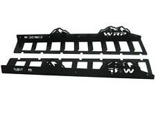 WRP Mountain Tuff Boards 2005-07 Arctic Cat M Series, Black Powder Coat