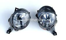 VW TOURAN 2003-2005  FOG LIGHTS LIGHT LAMPS SET L+R  NEW