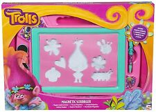 Official Trolls Large Magnetic Scribbler Etch A Sketch **NEW**
