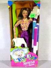 NIB BARBIE DOLL 1998 TIE DYE TERESA