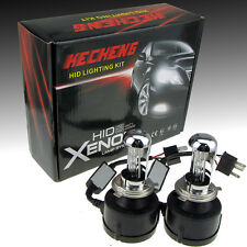 Upgraded 55W Kit de conversion Bi Xénon HID Hi-Low H4 Ampoules Headlights 6000K