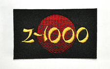 Z-1000 RISING SUN EMBROIDERED SEW ON BADGE-KAWASAKI