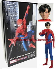 "TONNER SPIDER-MAN 3 DLX COLLECTORS DOLL 17"" BOXED FIGURE ~ MARVEL  Tobey Maguire"