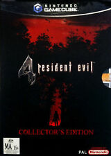 Resident Evil 4 Collectors Edition (Nintendo GameCube, 2005)