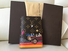 100% Auth Louis Vuitton Evasion PM Agenda Limited Ed. Sold Out!!!