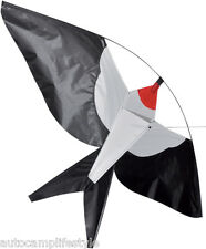 Junior swallow single line kite & Free Rig Can be flown from flag pole like hawk
