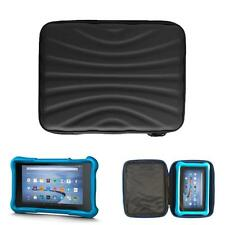"BLACK TOUGH PROTECTIVE CASE FITS KURIO TAB 2 MOTION 7"" INCH TABLET"