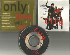 Byron Stingily TEN CITY Only Time will Sell REMIX & FADE PROMO DJ CD Single MINT