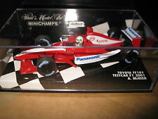 MINICHAMPS 1.43 F1 PANASONIC TOYOTA RACING TF101 A McNISH  2001 F1 TEST CAR