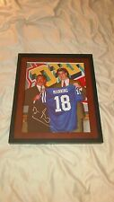Jim Irsay Indianapolis Colts Owner Signed 11x14 Framed Draft Day Photo