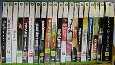 Huge Random Lot of 100 xbox 360 Games