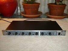 Aphex 722 Dominator II, Stereo Multi Band Peak Limiter, Rack, As Is, for Repair