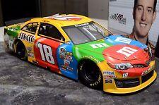 NASCAR (1:24) Kyle Busch 2013 Toyota Camry (#18) M&M's Diecast  *Custom Mods.*