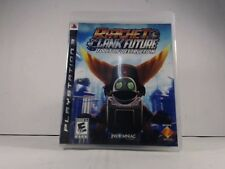 RATCHET AND CLANK TOOLS OF DESTRUCTION --- PLAYSTATION 3 PS3 Complete CIB w/ Box