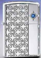 Zippo Feuerzeug Blue Star Armor Case Limited Edition xxx/500 60002175