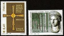 ITALY MNH 2002 SG2785-2786 MUSEUM EXHIBITS SET OF 2