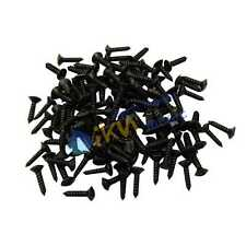 New Pack of 50pcs Guitar Pickguard Screws Black Color for ST SQ Style Guitar