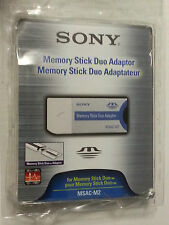 SONY MemoryStick Duo Adapter MSAC-M2