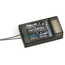 Futaba R2006GS 6ch 2.4GHz FHSS Receiver