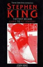 United States Authors: Stephen King : The First Decade, Carrie to Pet...
