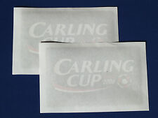 Lextra Sporting ID 2006 League Cup Final Manchester United V Wigan Armpatches