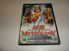 Pc age of Mythologie