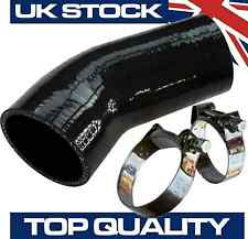 BMW 5series E60 E61 525 530 535 Intercooler to EGR Silicone Hose 7799401 BLACK