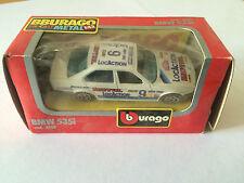 BBURAGO BURAGO BMW 535I COD. 4158 ANNEE 1983 ECHELLE 1/43 EN BOITE