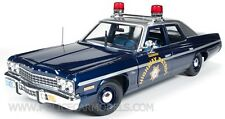 Ertl / Auto World 1/18 Nevada State Police Highway Patrol  DPS 1975 Dodge Monaco