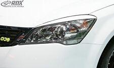 RDX Scheinwerferblenden KIA Ceed / Pro Ceed Typ ED ab 2009 Böser Blick Blenden