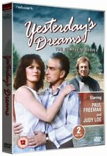 YESTERDAY'S DREAMS the complete series. Paul Freeman. 2 discs. New sealed DVD.