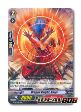 Cardfight Vanguard  x 4 Dragon Knight, Razer - BT14/078EN - C Mint