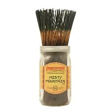 Wildberry MISTY MOUNTAIN Incense 30 sticks  *FREE SHIPPING* AMERICA'S BEST!