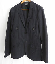 Men's Armani Exchange Size Small Blazer/Jacket Dark Grey Tone Light Weight