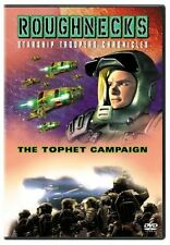 Roughnecks: Starship Troopers Chronicles : The Tophet Campaign, New DVD, Nichola