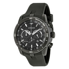 Citizen Ecosphere Black Dial Mens Watch CA4157-17E
