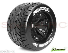 "Louise RC 1/8 3.8"" MT Rocket Tire/wheels 0 offset 2 pcs L-T3217B"