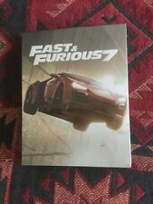 Fast and the Furious 7, Filmarena steelbook, unnumbered
